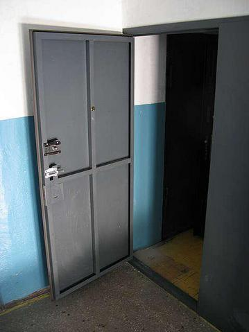 металлическая гаражная дверь цены
